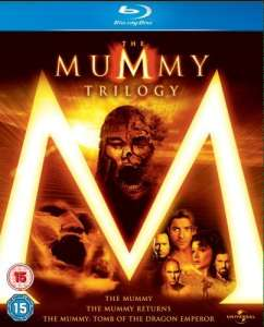 The Mummy - Trilogy Box Set