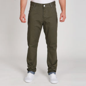 55 Soul Men's Space Chinos - Khaki