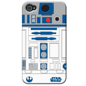 Star Wars R2-D2 iPhone 4/4S Case