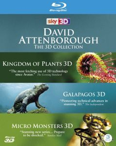 David Attenborough - 3D Verzameling