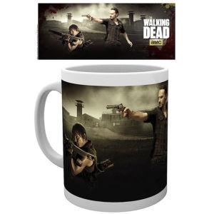 The Walking Dead Shoot Mug