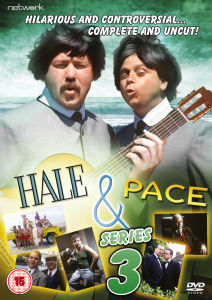 Hale and Pace - Seizoen 3 - Compleet