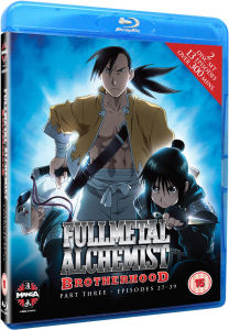 Fullmetal Alchemist Brotherhood - Part 3: Episodes 27-39