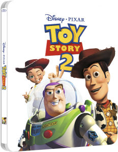 Toy Story 2 -Steelbook Exclusivité Zavvi (Collection Pixar #4)