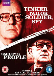 Tinker Tailor Soldier Spy / Smileys People