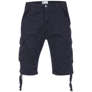55 Soul Männer Conway Shorts - Marineblau