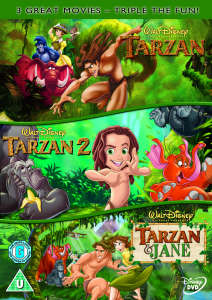 Tarzan / Tarzan 2 / Tarzan and Jane