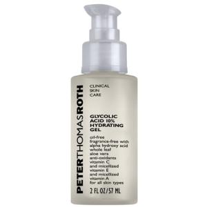 Peter Thomas Roth gel hydratant à l'acide glycolique 10% 57ml