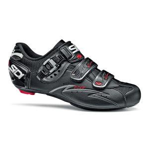 Sidi Five MEGA Carbon Composite Cycling Shoes - Black