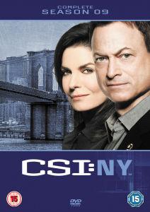 CSI: New York - Seizoen 9 - Compleet
