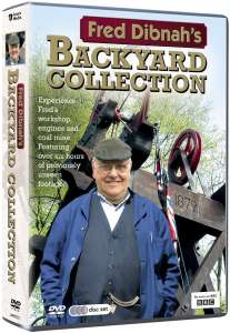Fred Dibnah Backyard
