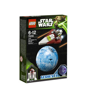 LEGO Star Wars: Jedi Starfighter and Planet Kamino (75006)
