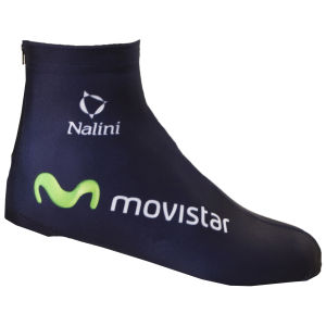 Movistar Team Race Overshoes - 2013