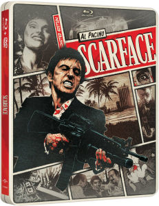 Scarface - Import - Limited Edition Steelbook (Region Free)