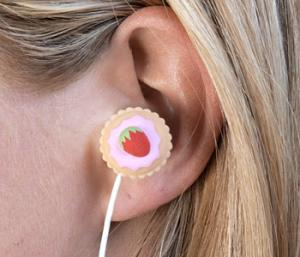 Cup Cake Earbuds