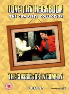 Love Thy Neighbour - The Complete Series