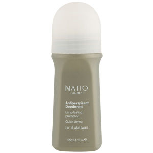 Desodorante antitranspirante para hombres de Natio (100 ml)