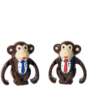 Wind Up Office Monkeys