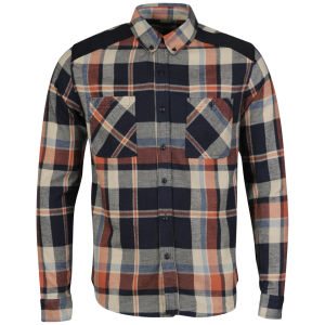 Native Youth Men's Shirt - Multi Check
