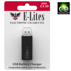 E-Lite Usb Charger For Elctronic Cigarette
