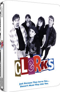 Clerks - Zavvi Exclusive Limited Edition Steelbook (Ultra Limited Print Run)