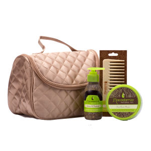 Macadamia Natural Oil Luxury Sateen Gift Bag Promotion (Worth £64.40)