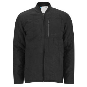 Boxfresh Men's Bristols Melton Jacket - Black
