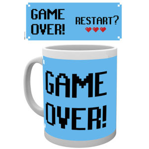 Gaming Game Over Mug