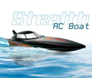 Stealth Speed Boat
