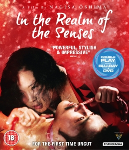 In The Realm of The Senses (Includes Blu-Ray and DVD Copy)