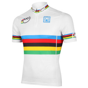 Santini UCI World Cup SS Cycling Jersey - 2013