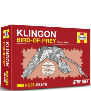Star Trek Kling On Haynes Edition Jigsaw