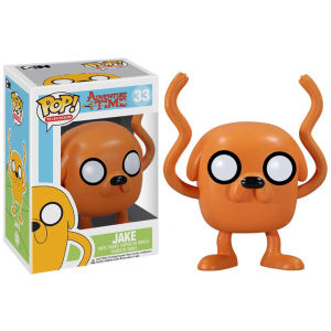 Adventure Time Jake Funko Pop! Vinyl Figur