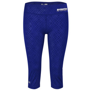Under Armour® Dame Heatgear Capri - Kaspisk