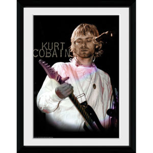 Kurt Cobain Cook - 30x40 Collector Prints