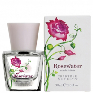 Crabtree & Evelyn Rosewater Eau de Toilette (30 ml)
