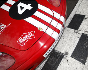 Aston Martin vs Ferrari Driving Thrill at Silverstone