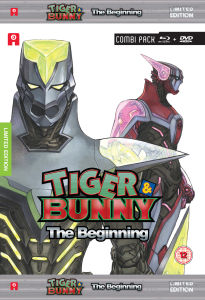 Tiger and Bunny: The Beginning - Edición para Coleccionistas