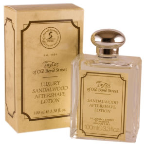 Taylor of Old Bond Street Sandalwood Aftershave Lotion (3.4 oz)