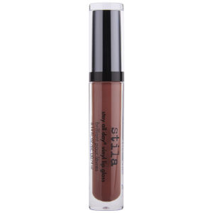 Stila Stay All Day Vinyl Lip Gloss in Terracotta