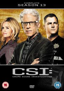 CSI: Vegas - Seizoen 13 - Compleet