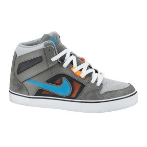 Nike Men's Ruckus 2 High Trainers - Medium Grey