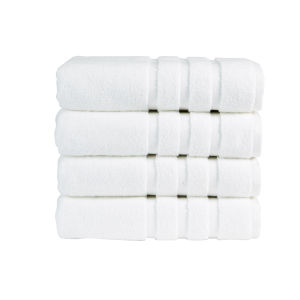 Christy Modena Towel - White