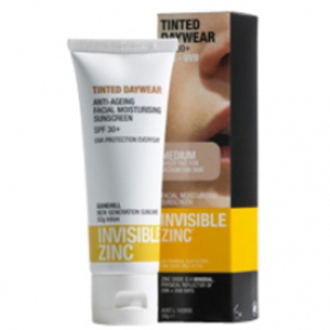 INVISIBLE ZINC TINTED DAYWEAR SPF30+ - MEDIUM (50G)