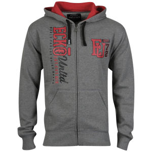 Ecko Men's Full Zip Berkley Hoody - Charcoal