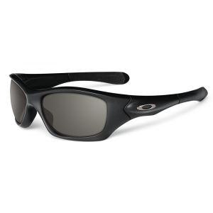 Oakley Men's Pit Bull Matte Sunglasses - Black