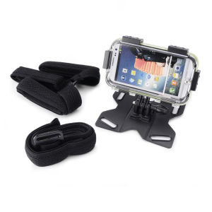 iMountZ 2 Sportscase for Samsung Galaxy S3 with Chest Mount
