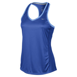Nike Women's Miler Tank Top - Cobalt Blue