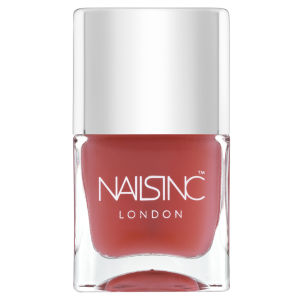 nails inc. Capa base con Kensington Caviar