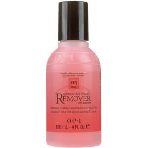 OPI Acetone-Free Nail Polish Remover (120ml)